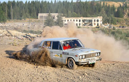 Free Rally Southern Ural 2010 Stock Images - 22667364