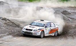 Rally Southern Ural 2012 Stock Photos