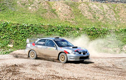 Rally Southern Ural 2008 Stock Photography