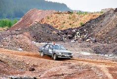 Rally Southern Ural 2013 Stock Photos