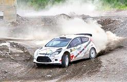 Rally Southern Ural 2012 Stock Image