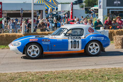 Rally-spec Ginetta G20GTR Stock Images