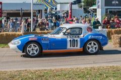Rally-spec Ginetta G20GTR Stock Images
