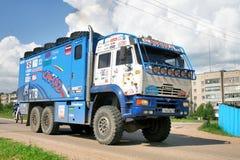 Rally Transorientale 2008 Stock Photo