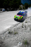 Rally of Turkey. WRC Royalty Free Stock Images