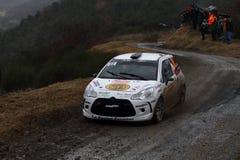 Rallye Μόντε Κάρλο 2014 στοκ φωτογραφίες με δικαίωμα ελεύθερης χρήσης