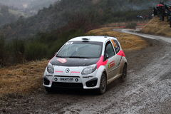 Rallye Μόντε Κάρλο 2014 στοκ φωτογραφία