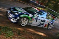 Rallye Stock Afbeeldingen