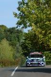 Rallye Stock Foto