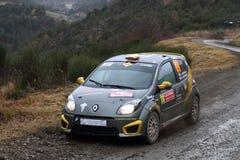 Rallye monte carlo  2014 Stock Photo