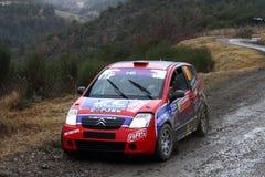 Rallye monte carlo  2014 Stock Images