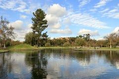 Ralph B.Clark Regional Park, orange county Royalty Free Stock Photo