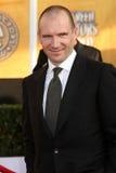 Ralph Finnes Screen Actors Guild spricht 2009 zu Lizenzfreies Stockbild