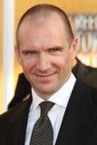 Ralph Finnes Screen Actors Guild tilldelar 2009 Fotografering för Bildbyråer