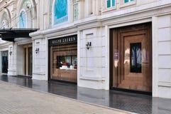 Ralph Lauren-Flagship-Store, Vietnam Stockbild