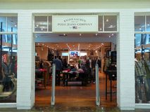 Ralph Lauren Retail Store Royalty Free Stock Image