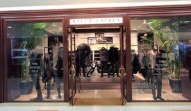 Ralph lauren shop in hong kong Royalty Free Stock Image