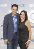 Ralph Macchio und Phyllis Fierro Lizenzfreie Stockfotografie