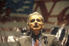 Ralph Nader Royalty Free Stock Photo