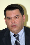 Ralu Filip. Is the former president of the romanian institution CNA, whom died of a heart failure stock images