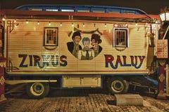 Raluy Circus Royalty Free Stock Image