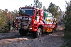 Raly Lisboa - Dakar Royalty Free Stock Image