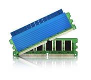 RAM随机存取存储器 免版税库存照片