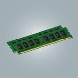 RAM компьютера Стоковые Фото