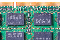 Ram 04 памяти Стоковое Изображение RF