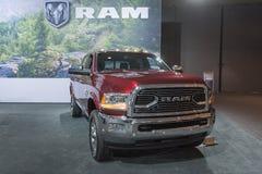 Ram 2500被限制 库存照片