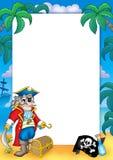 ram 3 piratkopierar Royaltyfri Bild