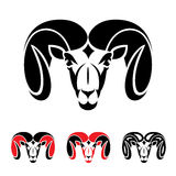 Ram animal royalty free illustration