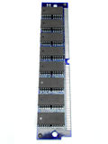 RAM bleu 01 Image libre de droits