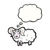 ram cartoon Royalty Free Stock Images