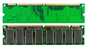 Ram Chip Stock Photography