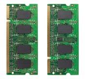 RAM-Chip Lizenzfreies Stockbild