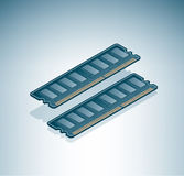 RAM chips Stock Photography