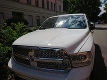 RAM 1500 ciężarówka zdjęcia royalty free