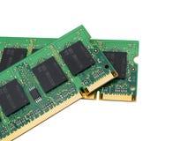 RAM close up Royalty Free Stock Photos