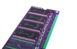 RAM coloreada Imagen de archivo libre de regalías
