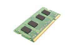 RAM Computer Memory Chip Module stock afbeeldingen
