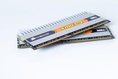 Ram ddr2 do PC Fotos de Stock