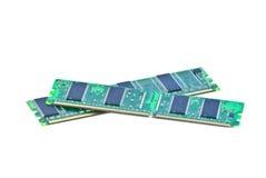 RAM de la memoria Imagenes de archivo