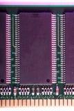 RAM de la memoria del módulo Foto de archivo