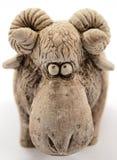 RAM de las ovejas imagenes de archivo
