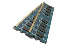 Ram del PC fotografia stock