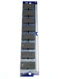RAM för 01 blue royaltyfri bild