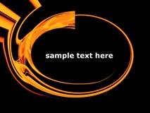 ram för design 3d Arkivbild