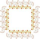 Ram från växter vektor illustrationer