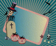 ram halloween stock illustrationer